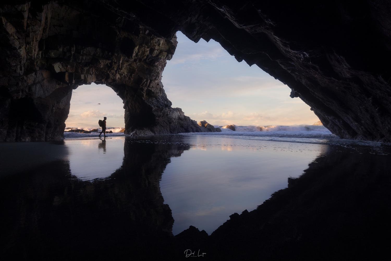 The cave by David López García