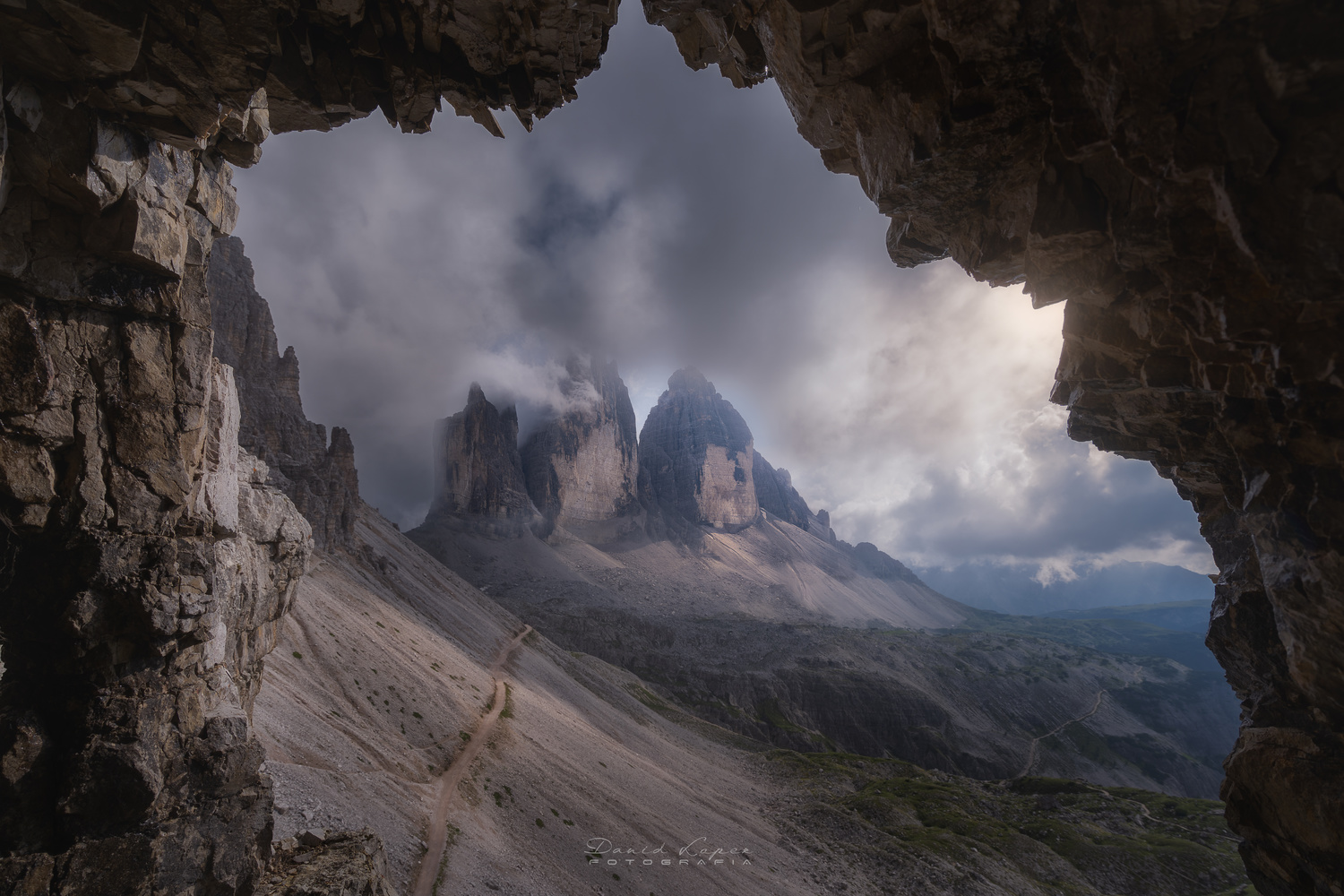 tre cime by David López García