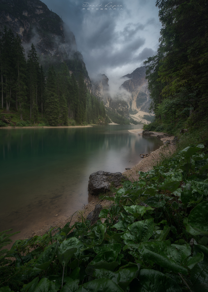 lago di braies by David López García