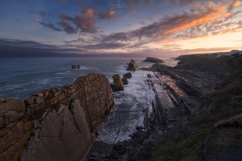 Playa de la arnia by David Garcia