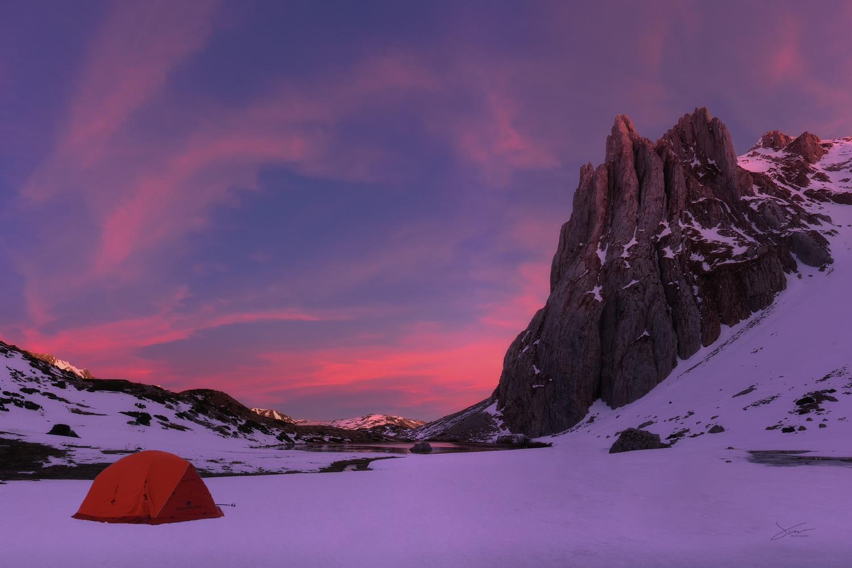 Mountain dreams by Alejandro García Bernardo