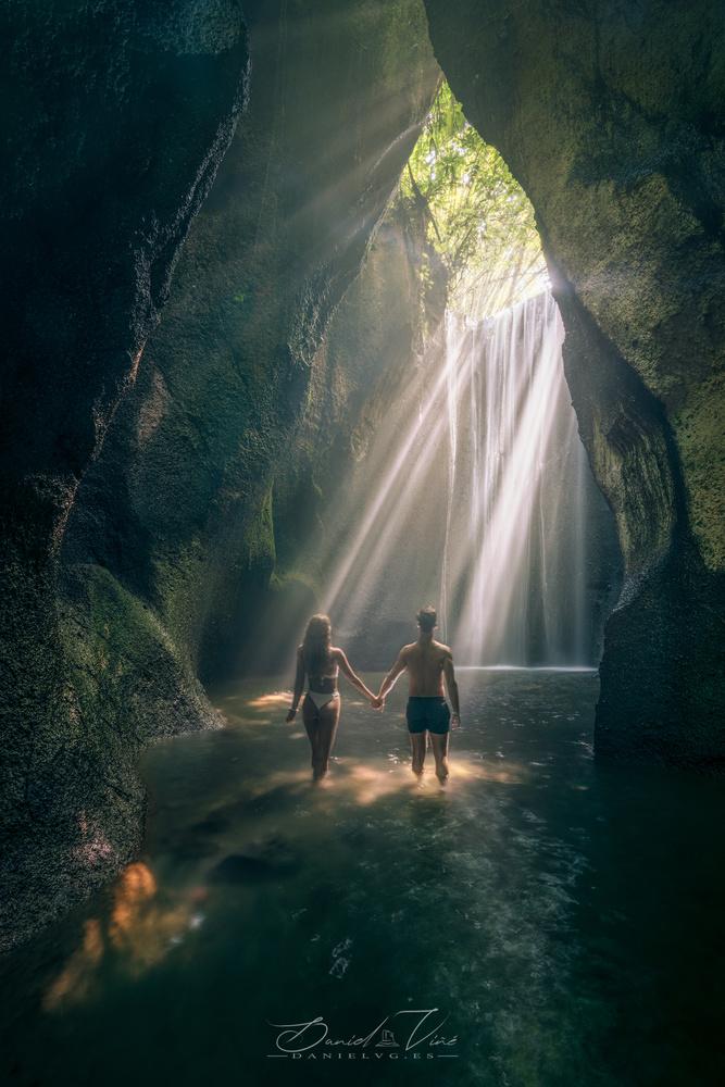 The Secret Cave by Daniel Viñé