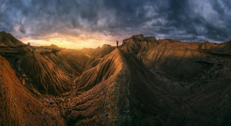 The last lights by Daniel Viñé