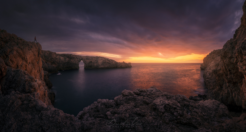 The Cliffs by Daniel Viñé