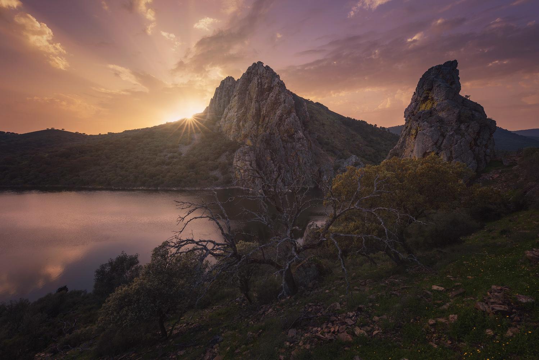 Monfrague National Park by Daniel Viñé