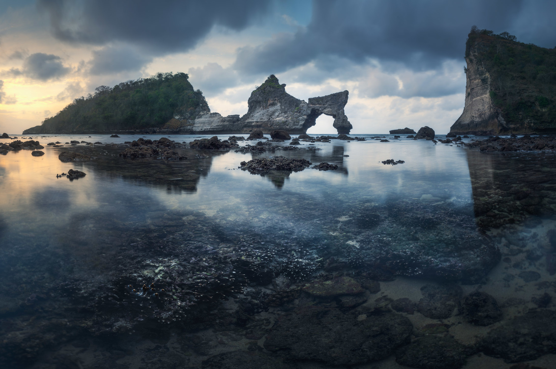 Prehistoric Beach by Daniel Viñé