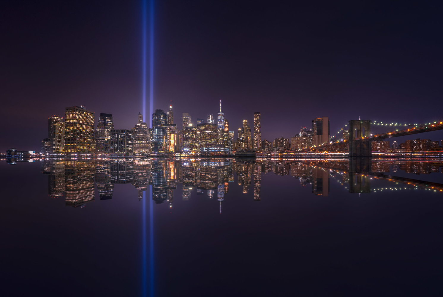 Tribute in lights by Daniel Viñé