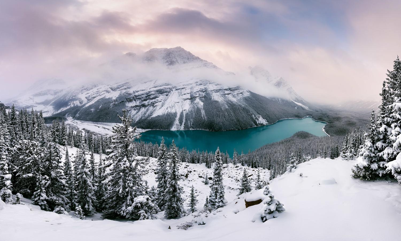 First snows by Daniel Viñé
