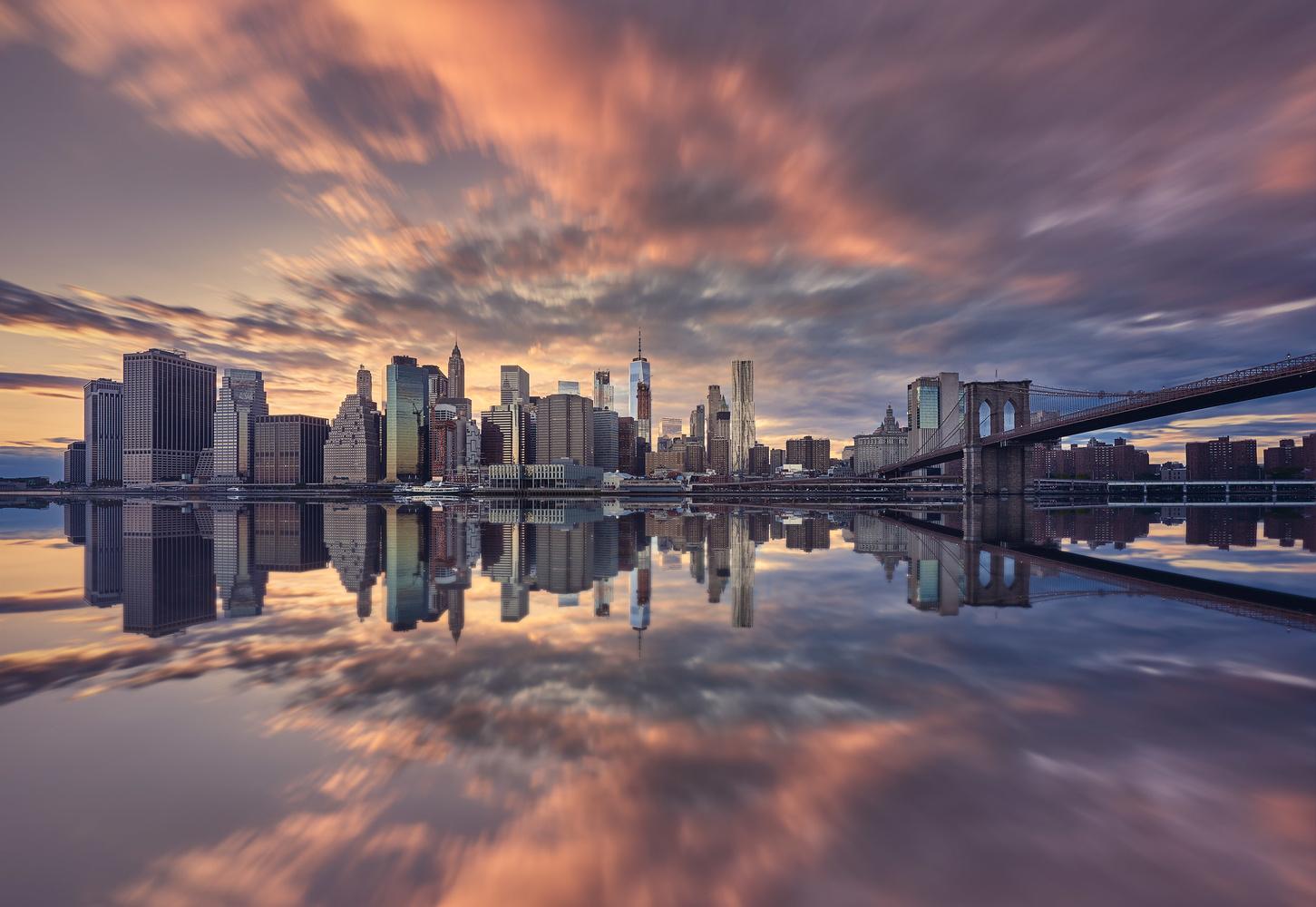 Colours of New York by Daniel Viñé