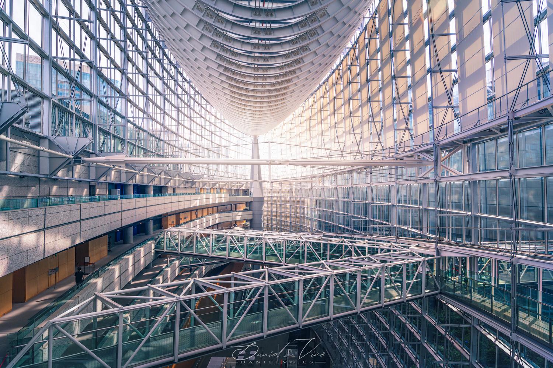 Tokyo International Forum by Daniel Viñé