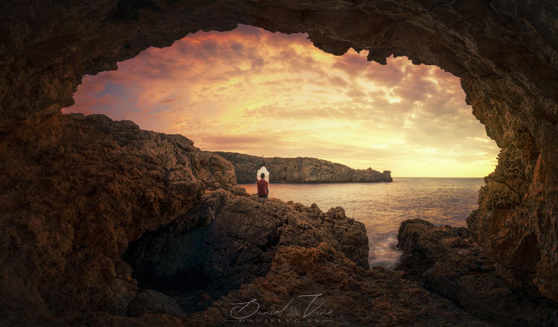 Prehistoric Cave by Daniel Viñé