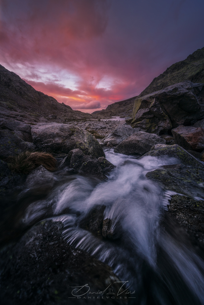 Water by Daniel Viñé