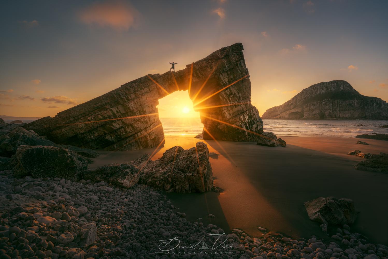 The Secret Arch by Daniel Viñé