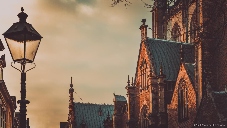 nederland harlem church by Stipica Vrbat