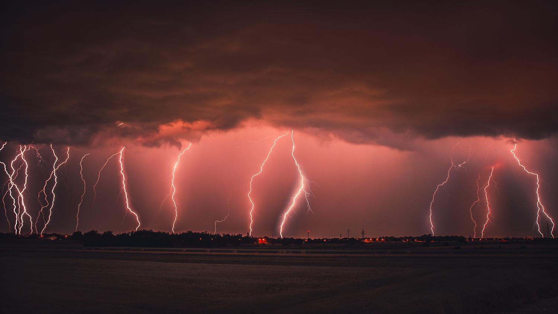 Thunderbolt by Stipica Vrbat