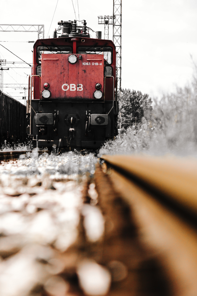Train by Stipica Vrbat