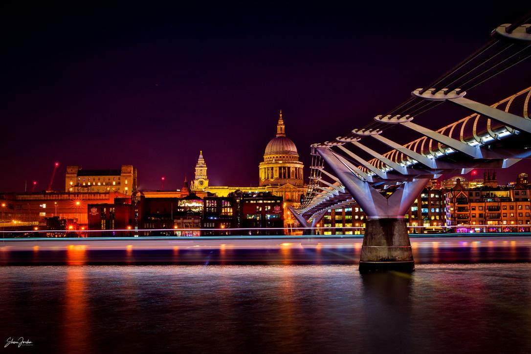 Bridge Of Promises by shaun jordan