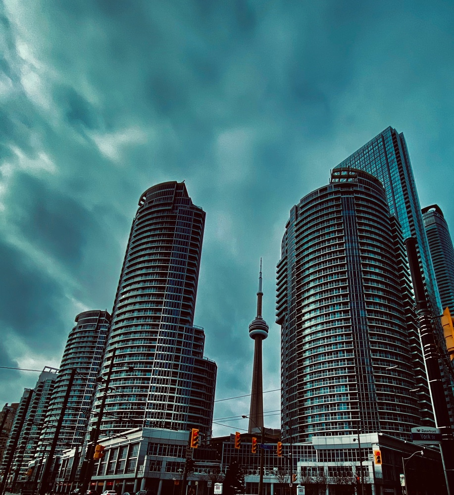 CN Tower by Micheal Bowers