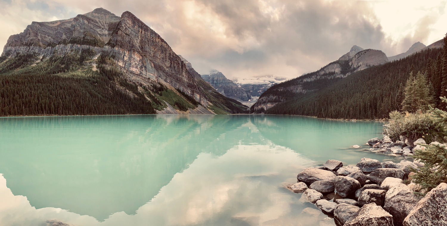 Lake Louise by Micheal Bowers