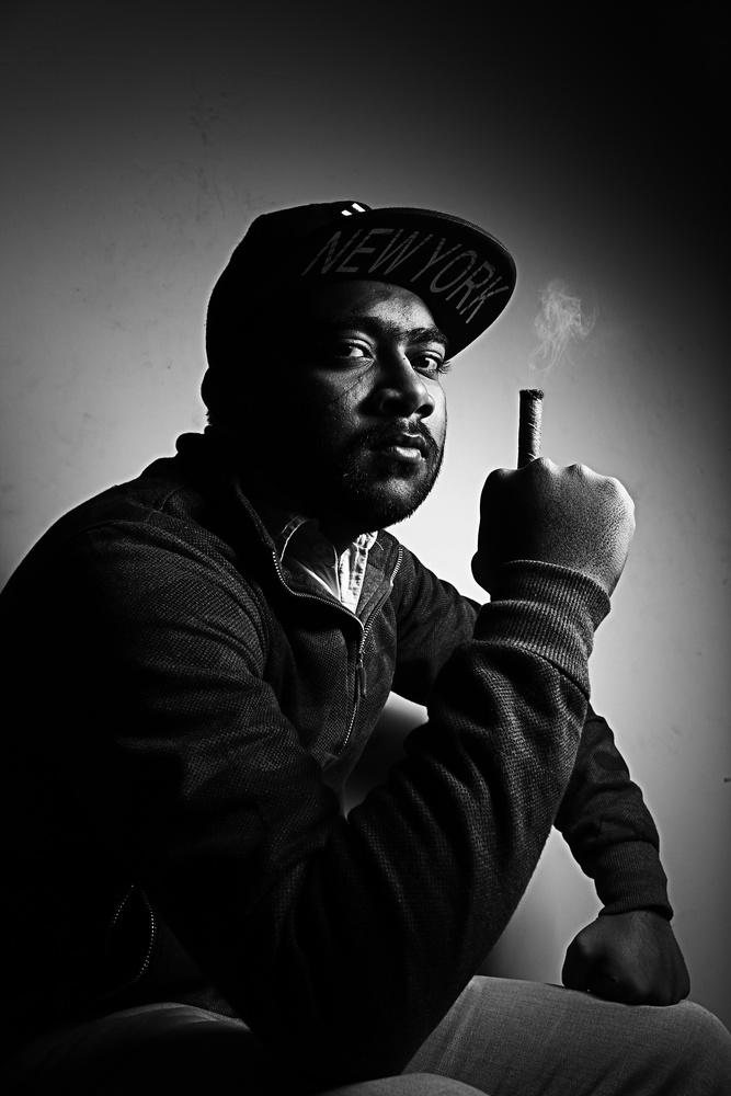 Gangster by Dhruv Krishan agarwal