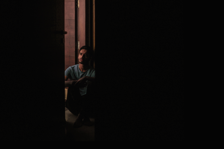 Monophobia by Dhruv Krishan agarwal