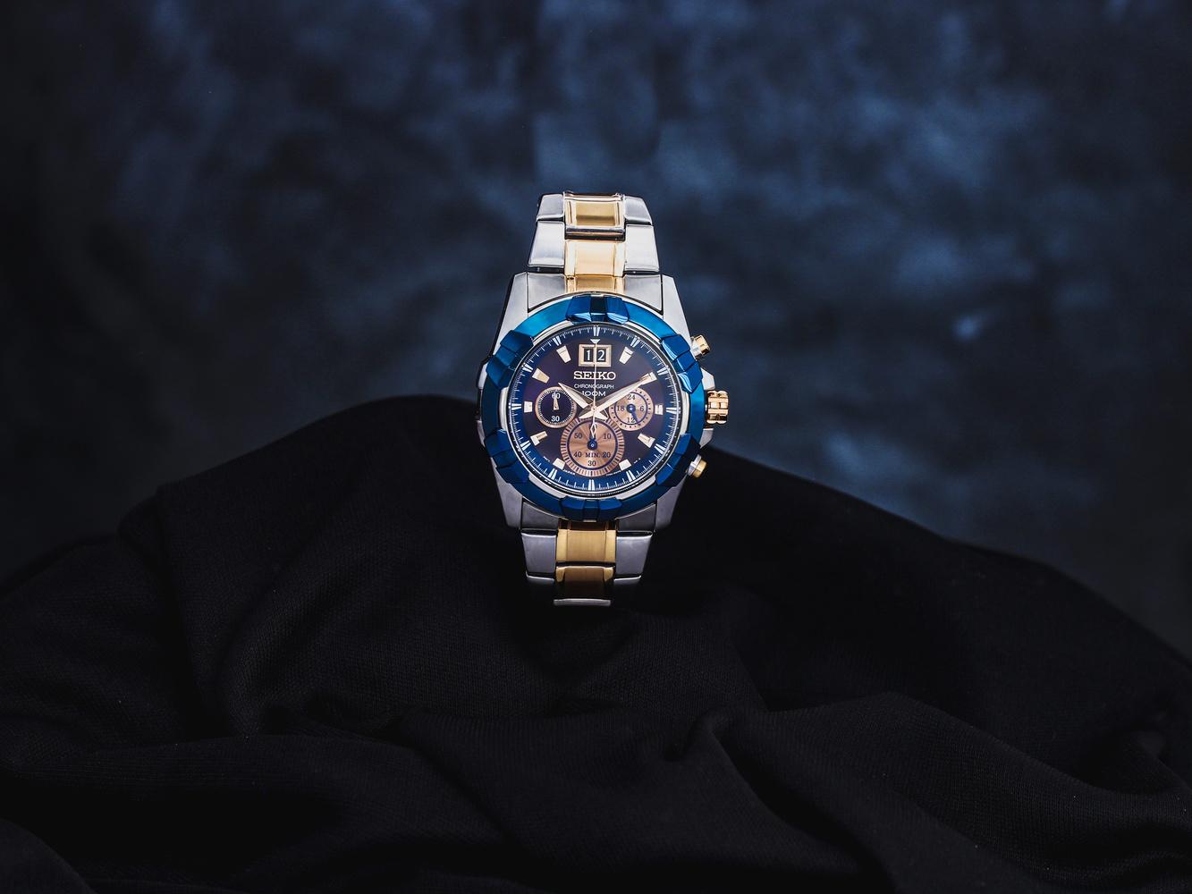 The watch by Dhruv Krishan agarwal