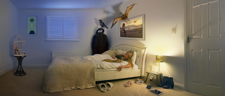 Teenage Dreams by Mark Edwards