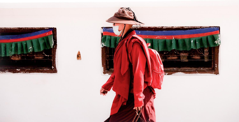 Monk by Tony Hetherington