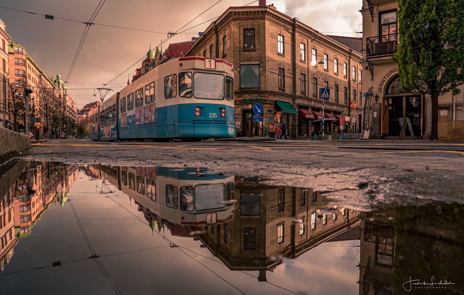 After The Rain by Fredrik Lindedal