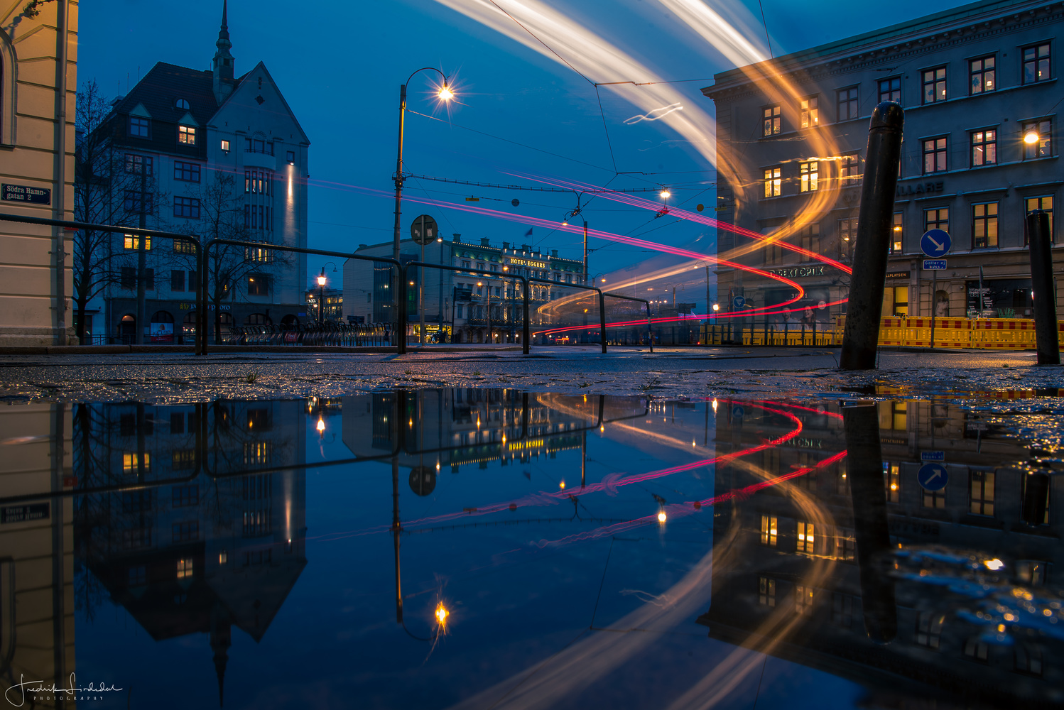 Fast And Furious by Fredrik Lindedal