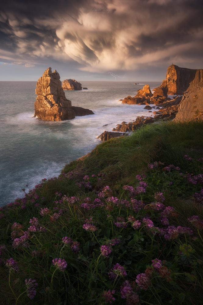 Spring Storm by Pablo Ruiz Garcia