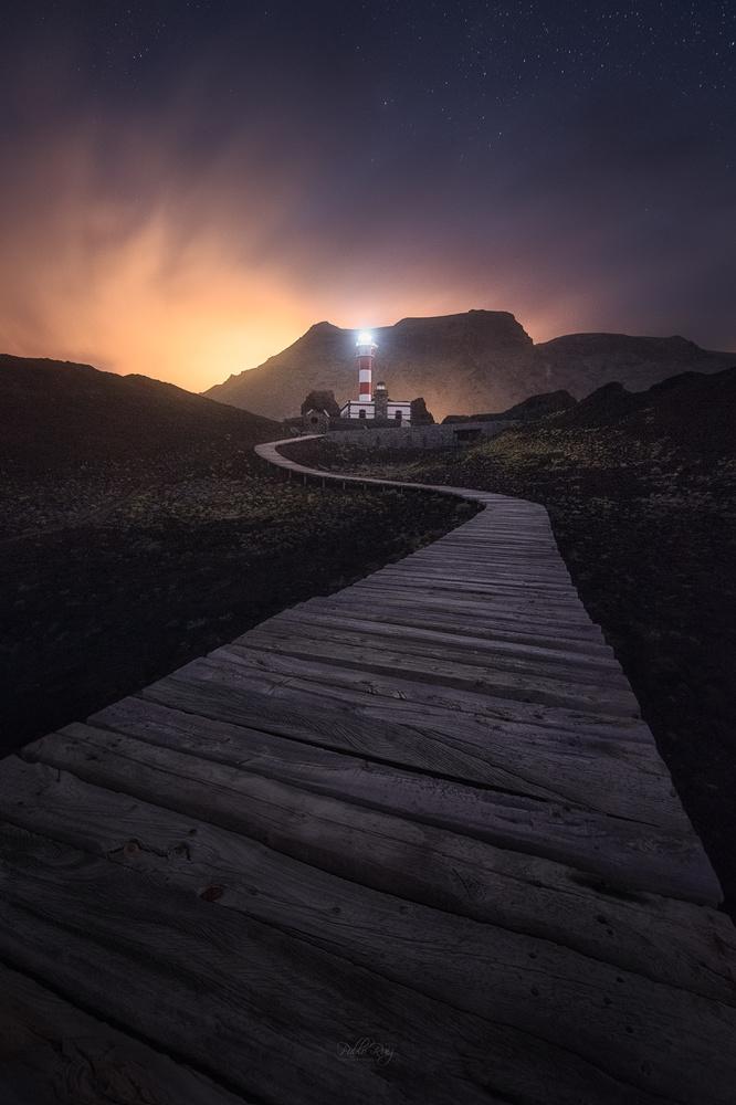 Teno lighthouse by Pablo Ruiz Garcia