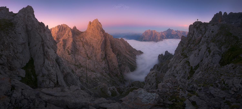 Picos de Europa by Pablo Ruiz Garcia