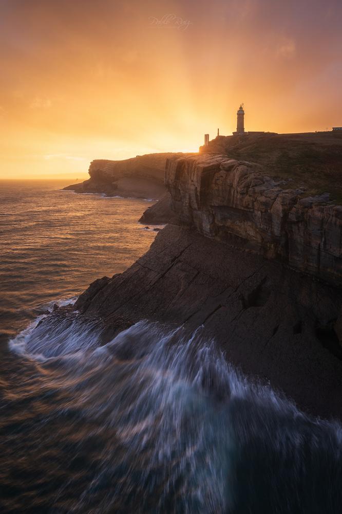 Faro Cabo Mayor by Pablo Ruiz Garcia