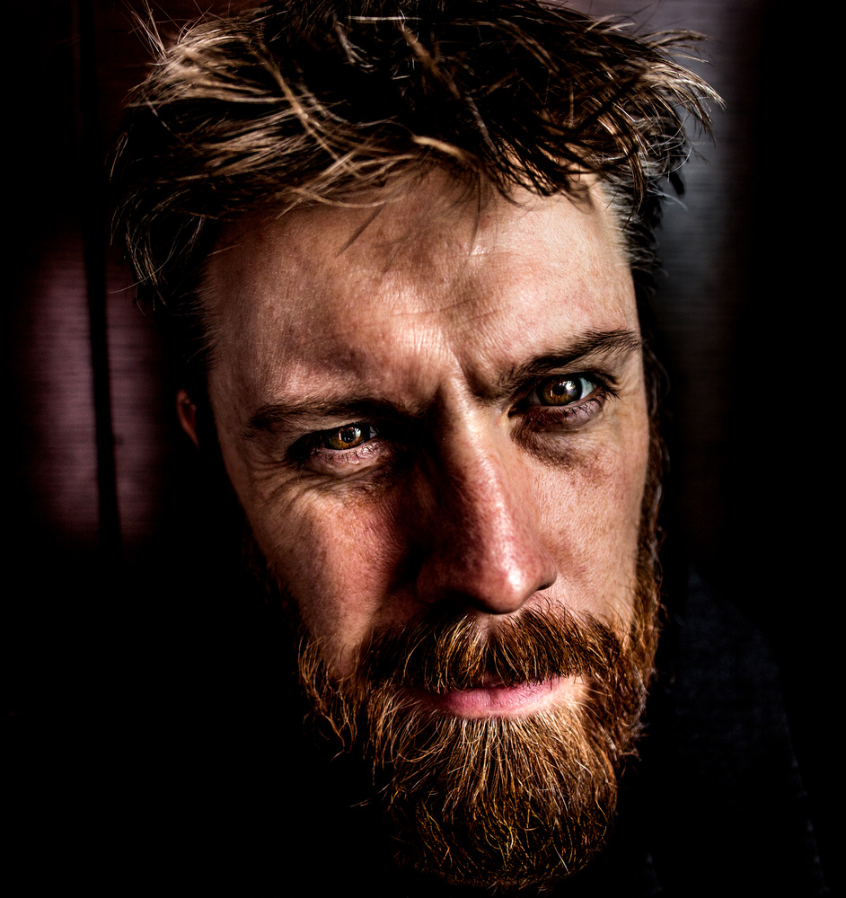 Self Portrait by Robert Felker