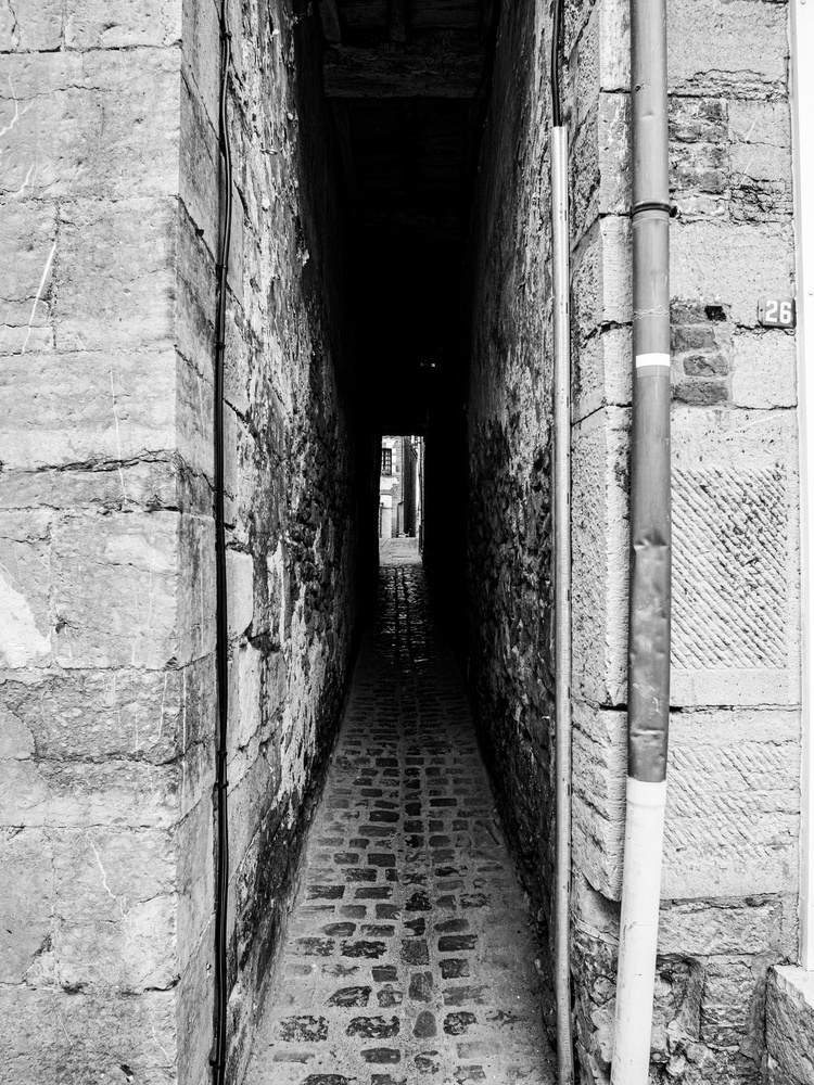 Alley by Richard Gale