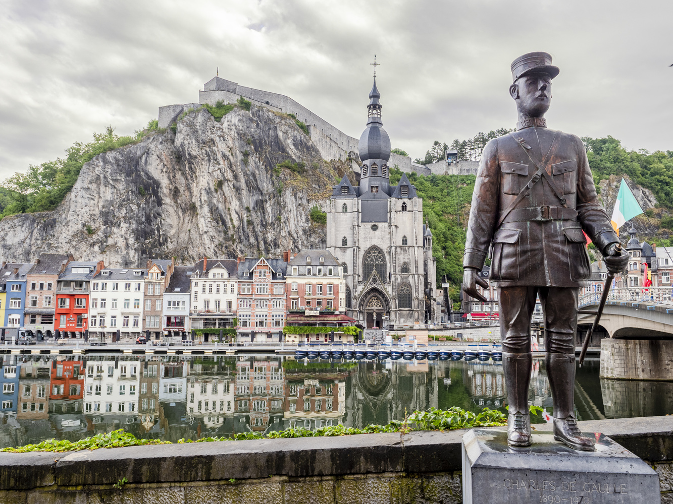 Dinant reflections by Richard Gale