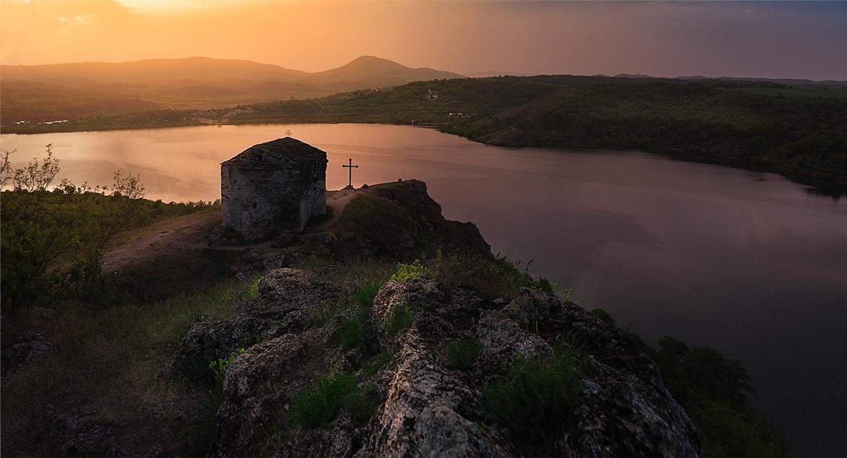 "Chapel ""St. Joan Letni"" by Kostadin Bay"