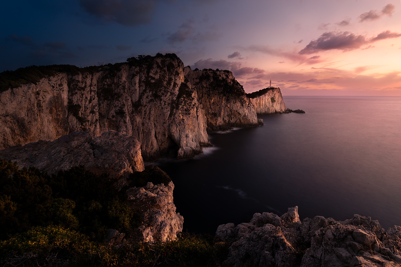 """""""The White Cliffs of Lost Love"""" by Kostadin Bay"""
