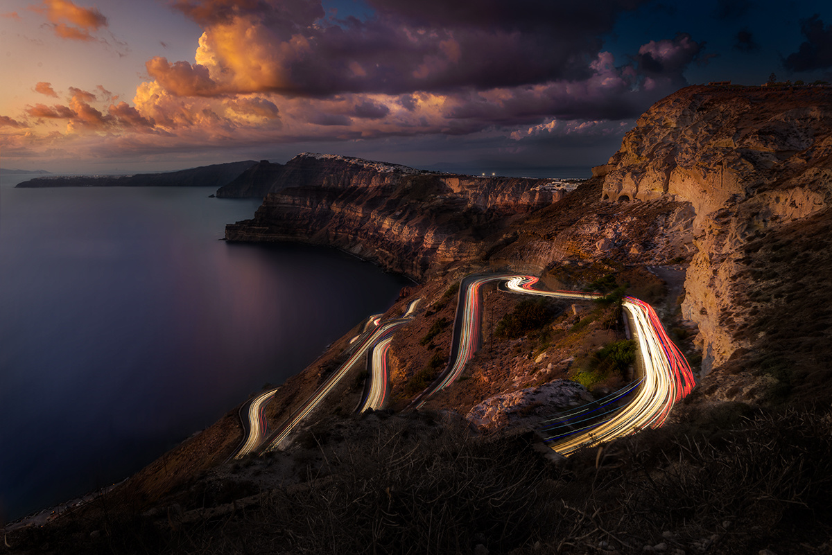 The Difficult Trails of Life by Kostadin Bay