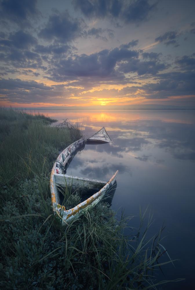 Dreamy Sunrise by Tiago Marques