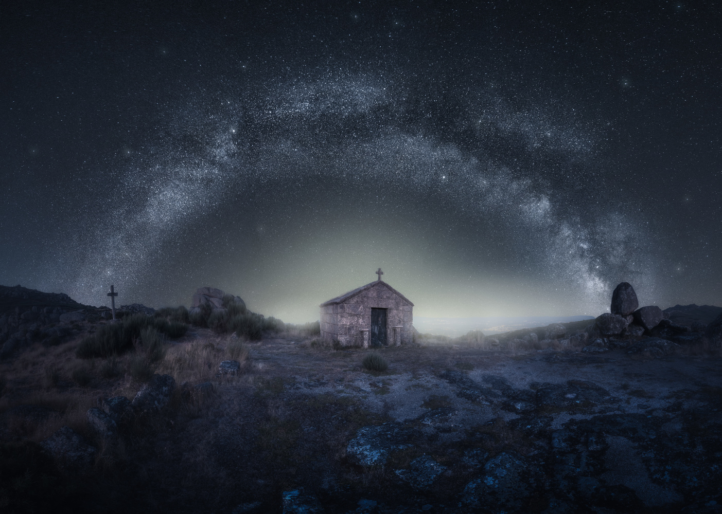 The Little Chapel by Tiago Marques