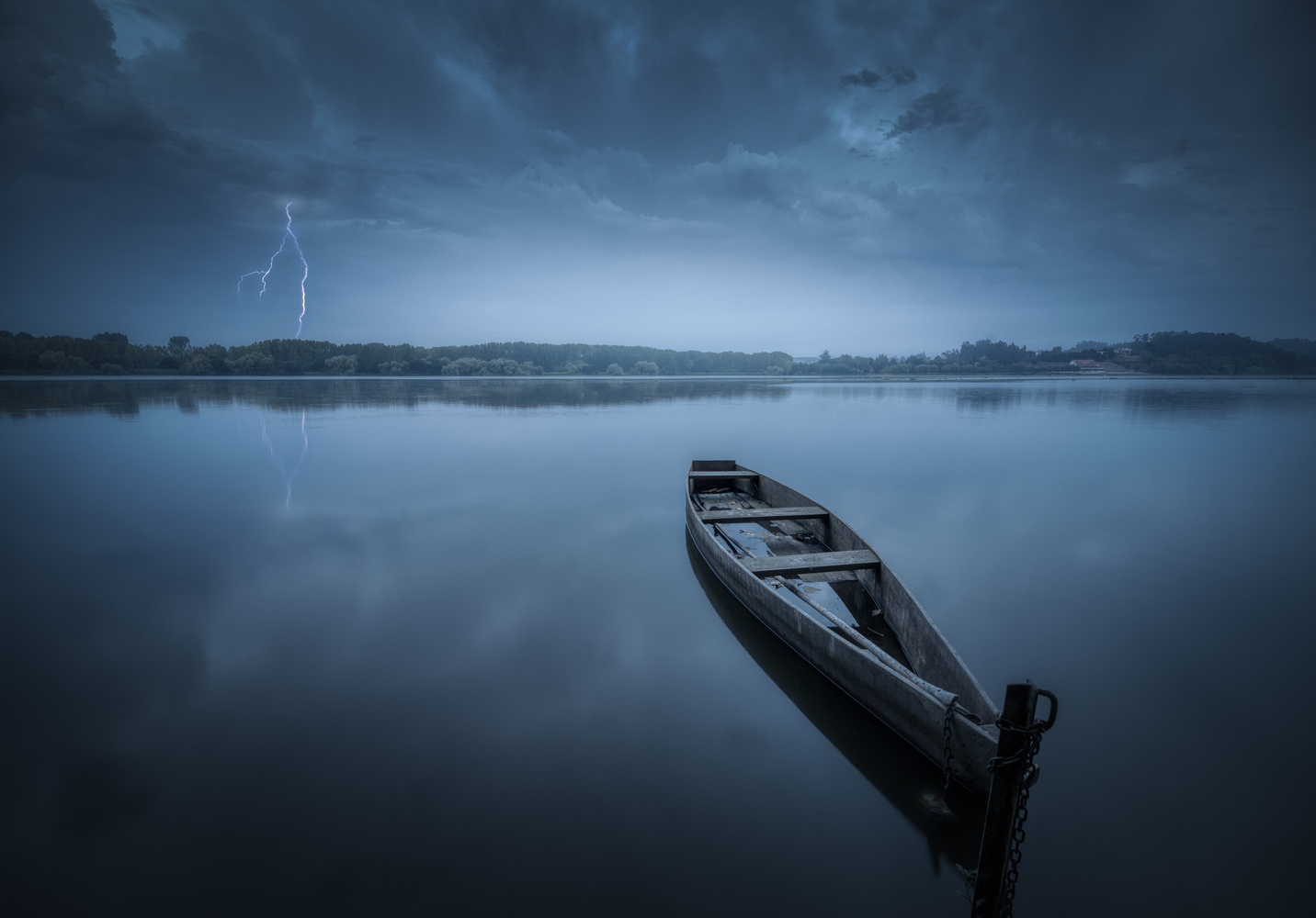 Morning Thunder by Tiago Marques