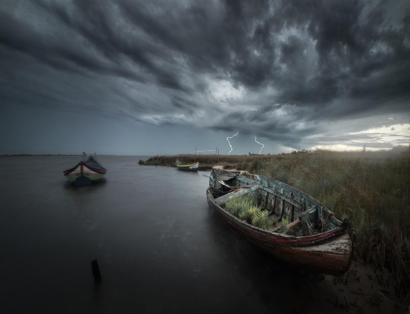 Dark Skies by Tiago Marques