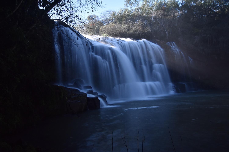 White stones waterfalls by MARCELO GIORGI