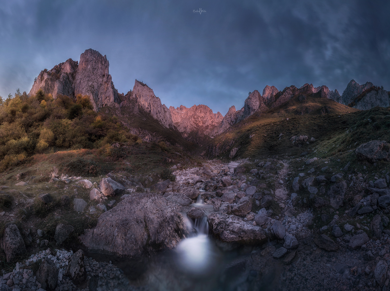 Sunrise in paradise. by Rubén Vela Martín