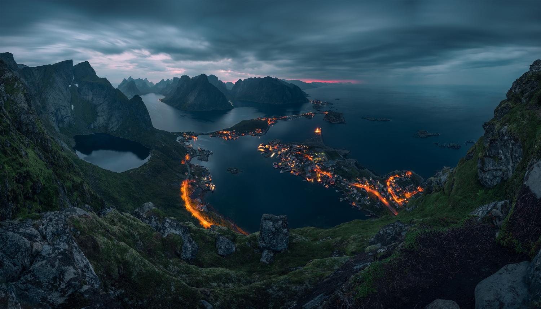 The Approaching Storm by Yuriy Garnaev
