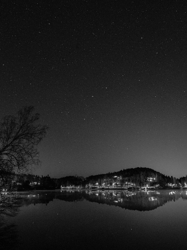 Stars by Gustaf Jansson