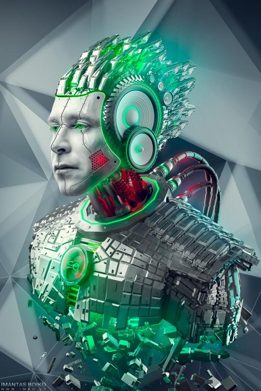 SEL-Cyborg by Imantas Boiko