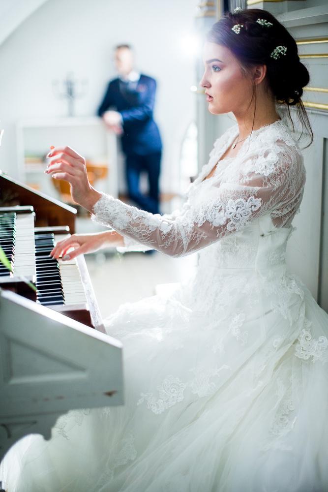I play my own bridal march by David Bicho